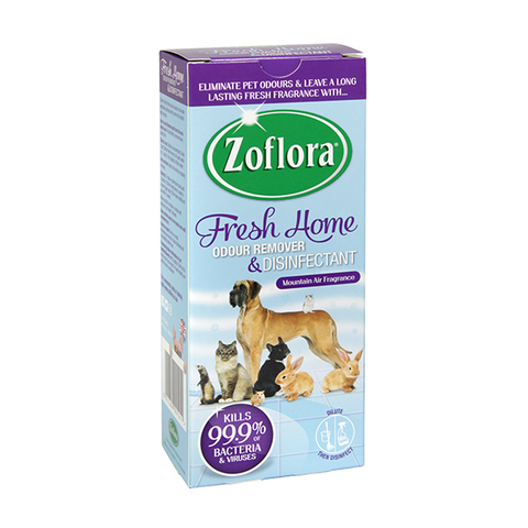 Zoflora Fresh Home Odour Remover & Disinfectant Mountain Air 500ml