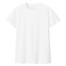 Load image into Gallery viewer, Women White T-Shirt