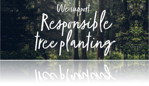 Thank You - Your Support Helps Us Plant Trees