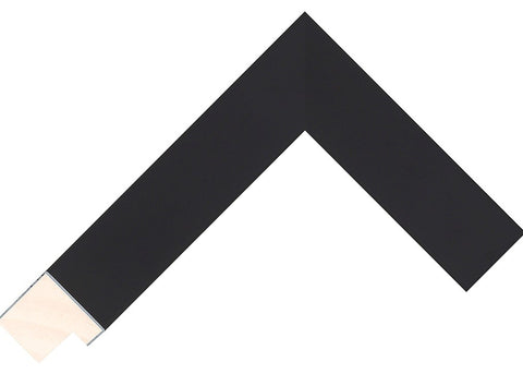 Painted black frame - wide