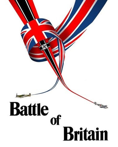 The key graphic for the 1969 movie Battle of Britain