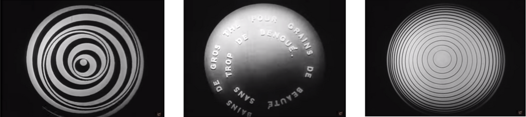 Duchamp's Anemic Cinema