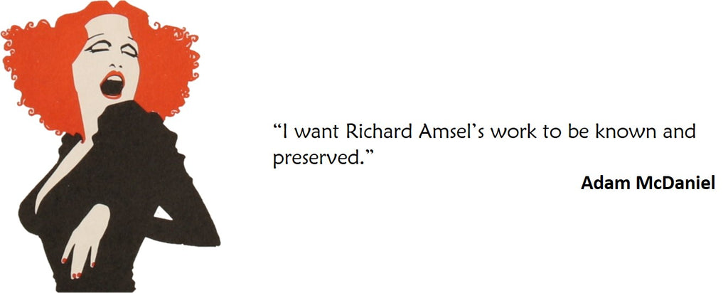 Adam McDaniel on Richard Amsel