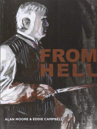 The cover for graphic novel From Hell