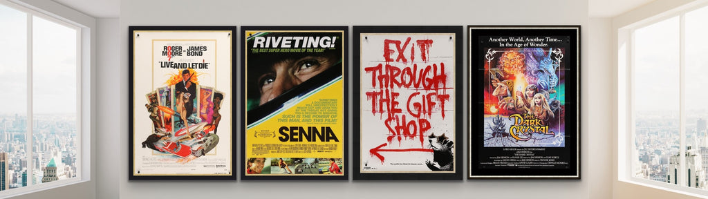 A range of original movie posters available from Art of the Movies