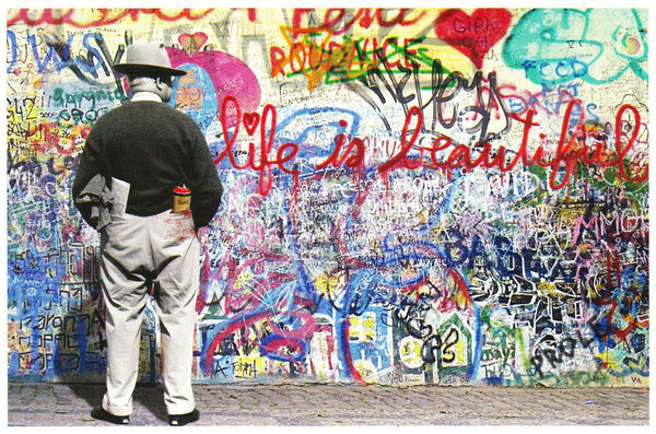 Mr Brainwash's Life Is Beautiful