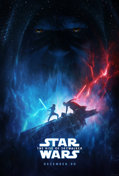 A possible poster for Star Wars Episode IX - The Rise of Skywalker