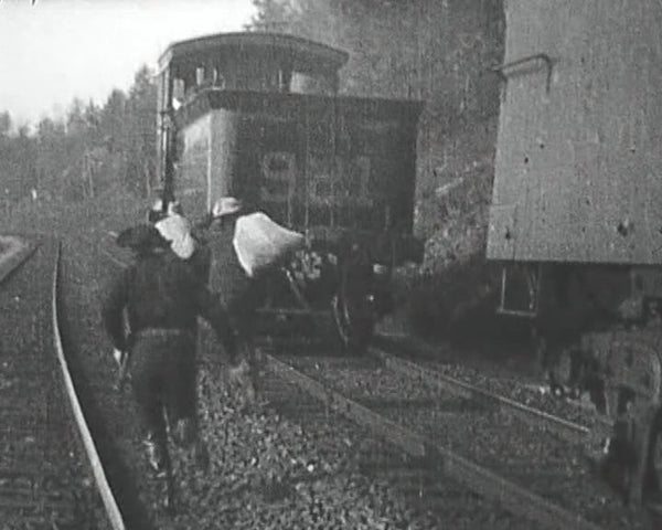 Edison's The Great Train Robbery