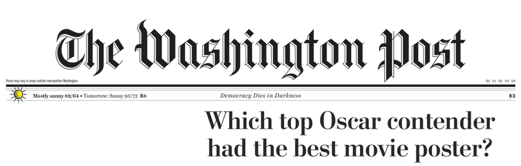 The Washington Post banner