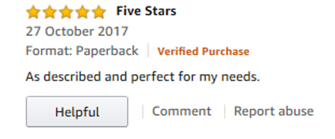 An amazon review for the book Worst Movie Posters of All Time