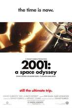 Load image into Gallery viewer, An original movie poster for the Stanley Kubrick film 2001 A Space Odyssey