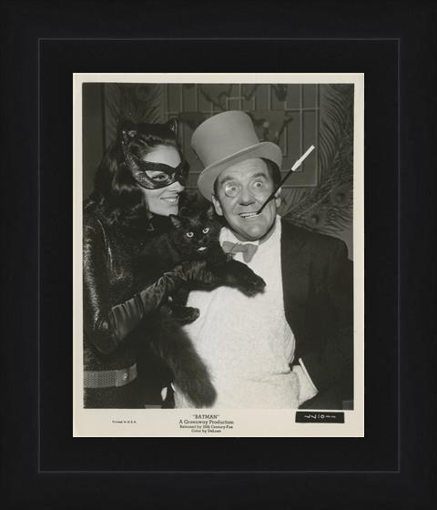 An original movie still from the 1966 film Batman