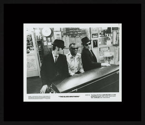 An original theatrical still from the film The Blues Brothers