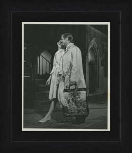 An original movie still for the film Breakfast At Tiffanys
