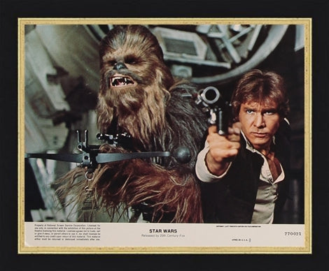 A guaranteed original '8 x 10' lobby card from 1977 for