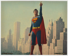 Load image into Gallery viewer, A theatrical still from the movie / film Superman from 1978