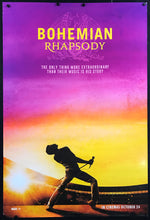 Load image into Gallery viewer, An original movie poster for the film Bohemian Rhapsody