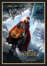 Load image into Gallery viewer, An original movie poster for the Marvel film Doctor Strange