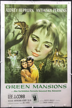 Load image into Gallery viewer, An original movie poster for the film Green Mansions