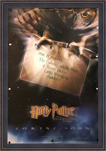 Harry Potter and the Philosopher's Stone - 2001 - Art of the Movies