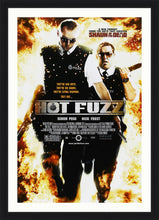Load image into Gallery viewer, An original movie poster for the Edgar Wright movie Hot Fuzz