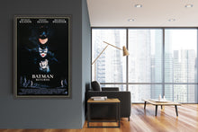 Load image into Gallery viewer, An original movie poster for the film Batman Returns