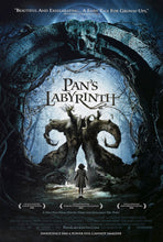 Load image into Gallery viewer, An original movie poster for the film Pan's Labyrinth