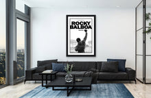 Load image into Gallery viewer, An original movie poster for the Sylvester Stallone film Rocky Balboa