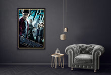 Load image into Gallery viewer, An original movie poster for the film Harry Potter and the Half Blood Prince