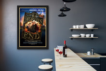 Load image into Gallery viewer, An original movie poster for the Edgar Wright film The World's End