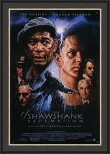 Load image into Gallery viewer, An original one sheet movie / film poster for The Shawshank Redemption