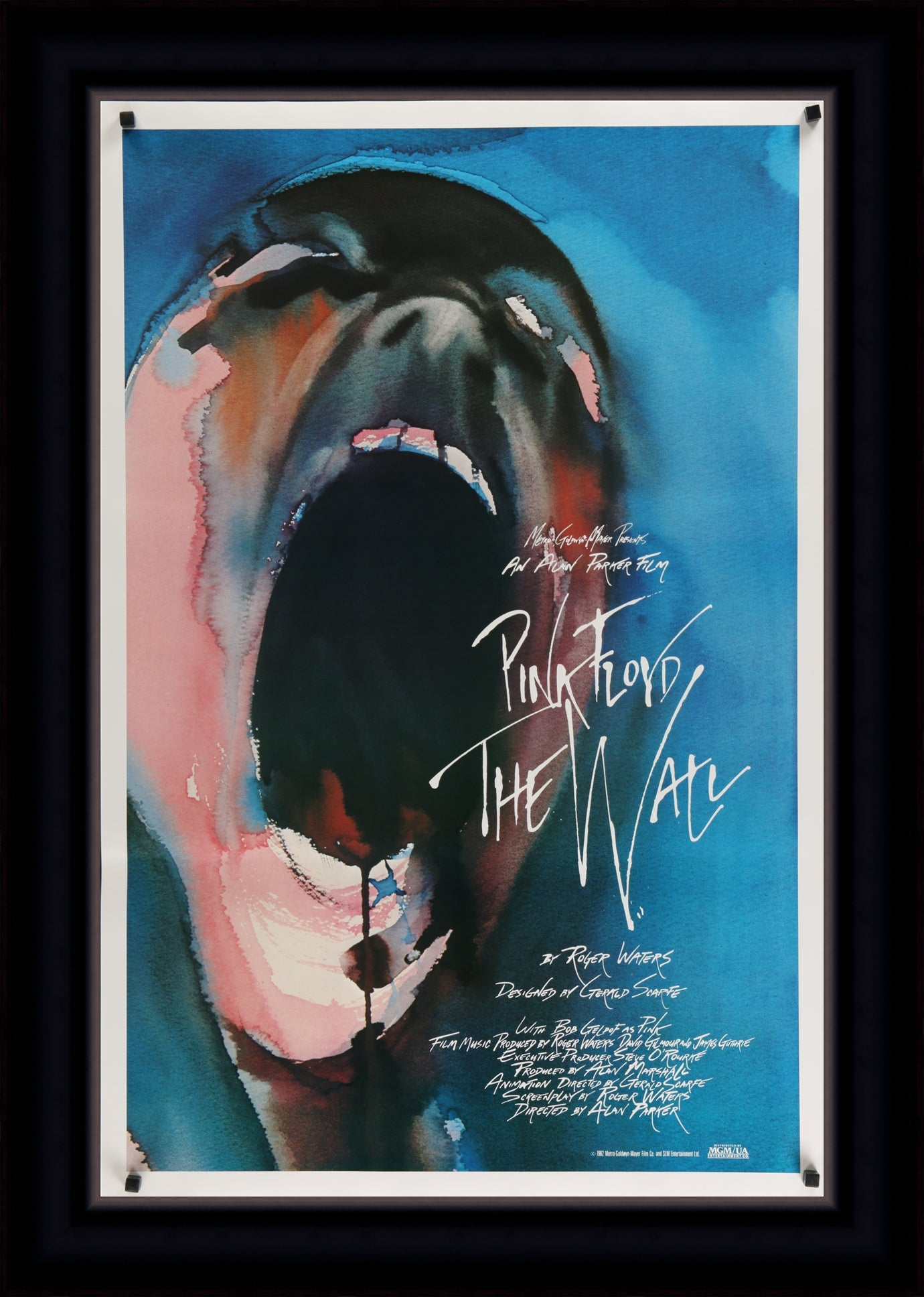 Pink Floyd 'The Wall' - 1982 - Art of the Movies