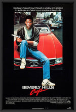 Load image into Gallery viewer, An original movie poster for the Eddie Murphy film Beverly Hills Cop