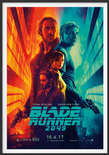 Load image into Gallery viewer, An original one sheet movie poster for the film Blade Runner 2049 (Bladerunner)