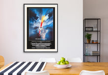 Load image into Gallery viewer, An original movie poster from 2002 for the 1978 film Superman