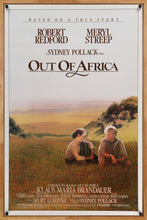 Load image into Gallery viewer, Out of Africa - 1985