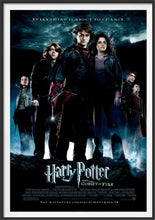 Load image into Gallery viewer, An original movie poster for the Wizarding World film Harry Potter and the Goblet of Fire