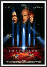 Load image into Gallery viewer, An original movie poster for the film The Fifth Element