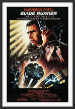 Load image into Gallery viewer, An original movie poster for the Ridley Scott film Blade Runner