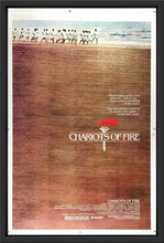 Load image into Gallery viewer, An original movie poster for the film Chariots of Fire