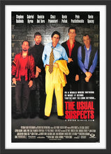 Load image into Gallery viewer, An original movie poster for the film The Usual Suspects