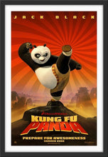 Load image into Gallery viewer, An original movie poster for the film Kung Fu Panda