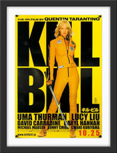 Load image into Gallery viewer, An original Japanese B2 movie poster for the Quentin Tarantino film Kill Bill