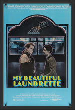 Load image into Gallery viewer, An original movie poster for the film My Beautiful Laundrette