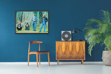 Load image into Gallery viewer, An original licensed poster of the Beatles