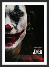 Load image into Gallery viewer, An original movie poster for the DC comics film Joker