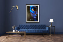 Load image into Gallery viewer, An original movie poster for the James Cameron film Avatar