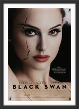 Load image into Gallery viewer, An original movie poster for the Natalie Portman film Black Swan