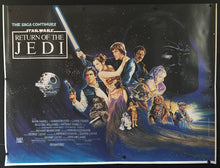 Load image into Gallery viewer, Star Wars - Return of the Jedi - 1983 - Art of the Movies