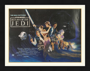 Star Wars - Return of the Jedi - 1983 - Art of the Movies